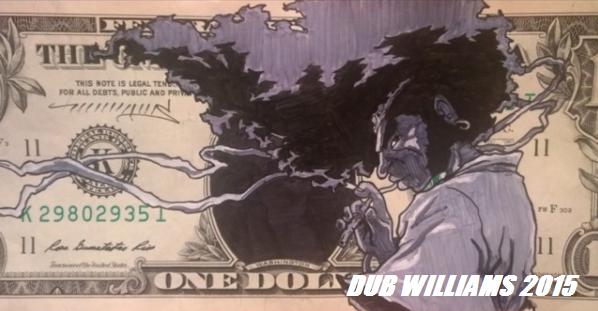 Afro Samurai Dub Williams