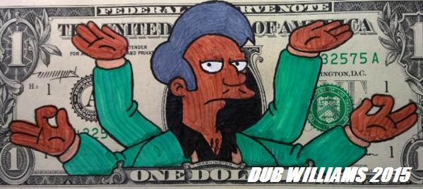 Apu Dub Williams