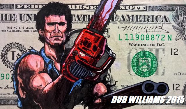Ash Williams Dub Williams