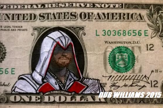 Assassins Creed Dub Williams