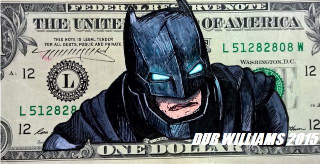 Batman vSupes Dub Williams
