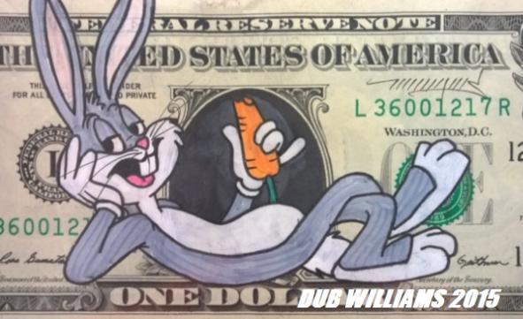 Bugs Bunny Dub Williams
