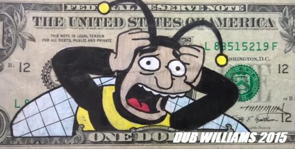 Bumblebee Man Dub Williams