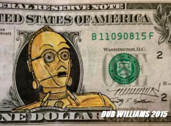 C3PO Dub Williams