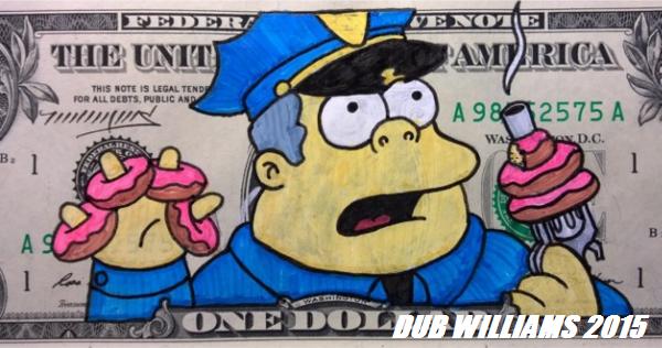 Chief Wiggum Dub Williams