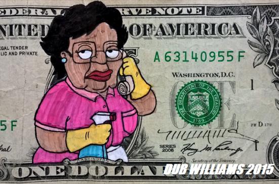 Consuela FG Dub Williams