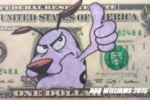 Courage Dub Williams