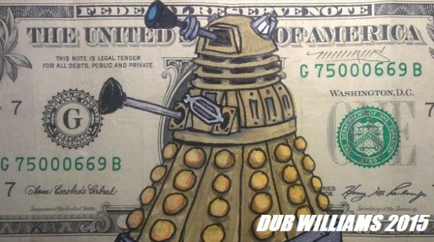 Dalek Dub Williams