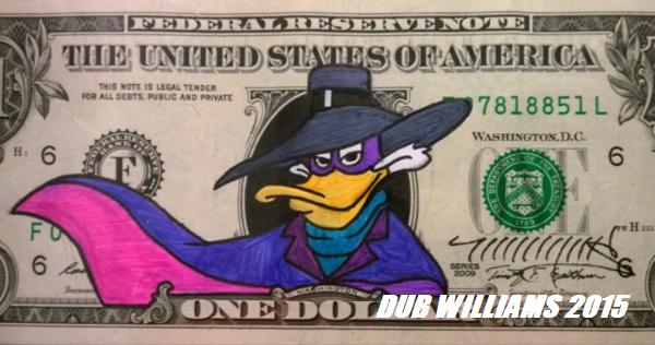 Darkwing Duck Dub Williams