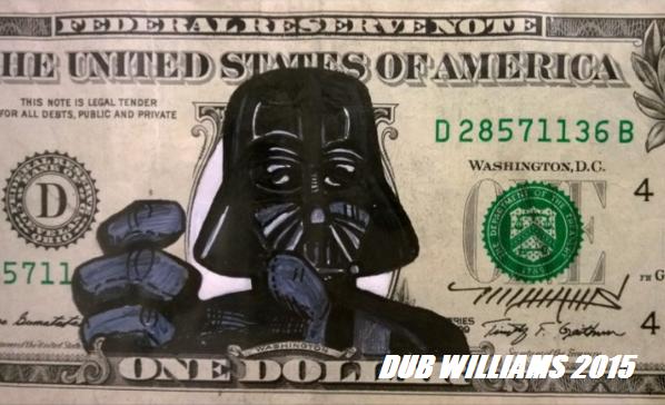 Darth Vader Dub Williams