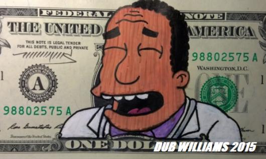 Dr Hibbert Dub Williams