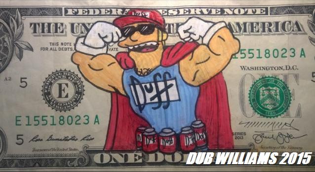 Duffman Dub Williams