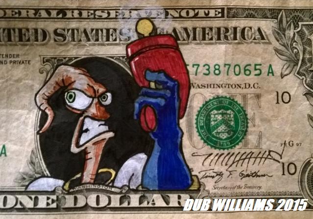 Earthworm Jim Dub Williams
