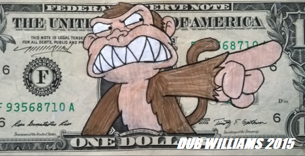 Evil Monkey Dub Williams
