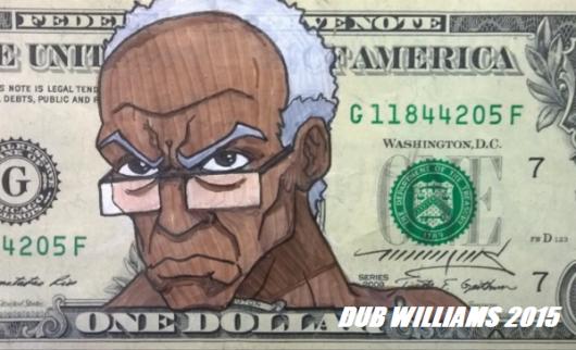 Grandpa Freeman Dub Williams