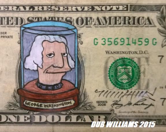 GW in a Jar Dub Williams