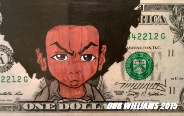 Huey Freeman Dub Williams