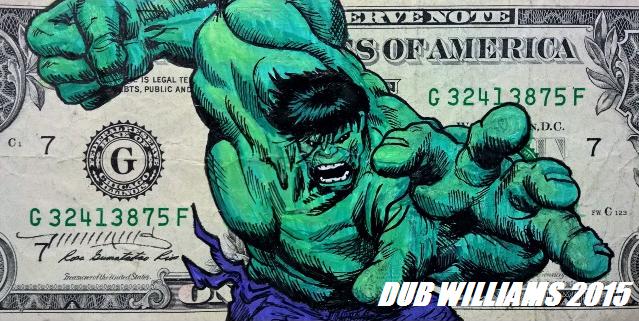 Hulk Dub Williams