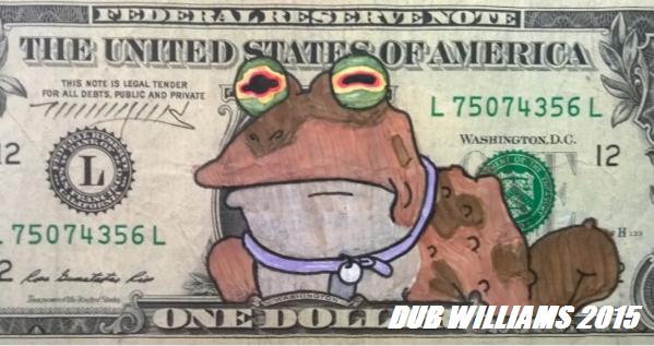 Hypnotoad Dub Williams