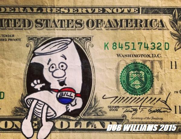 Just a Bill Dub Williams