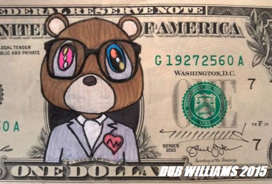Kanye 808 Dub Williams
