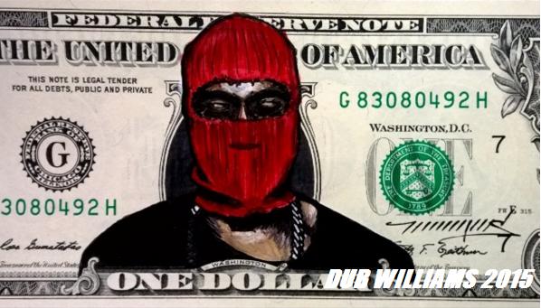 Kanye Mask Dub Williams