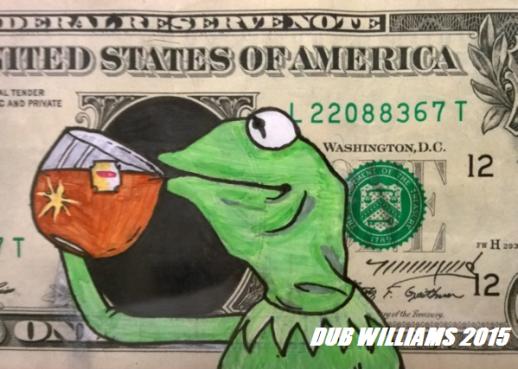 Kermit Tea Dub Williams