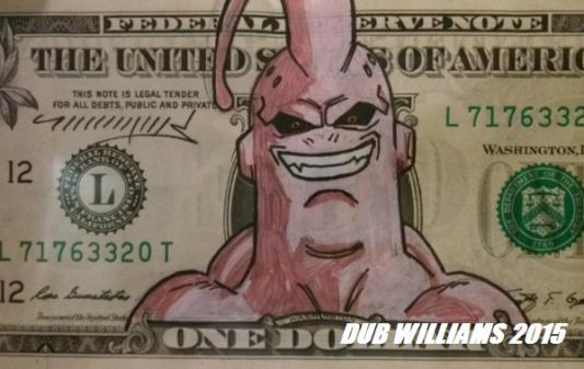 Majin Buu Dub Williams