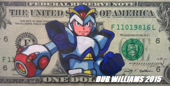 Megaman X Dub Williams