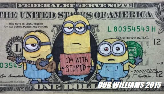 Minions Dub Williams