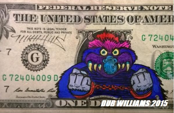 My Pet Monster Dub Williams