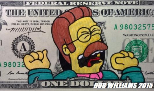 Ned Flanders Dub Williams