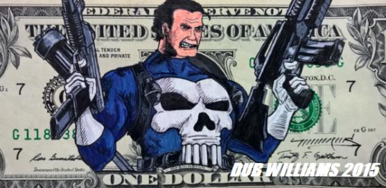 Punisher Dub Williams