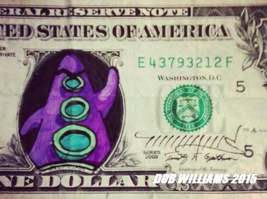 Purple Tentacle Dub Williams