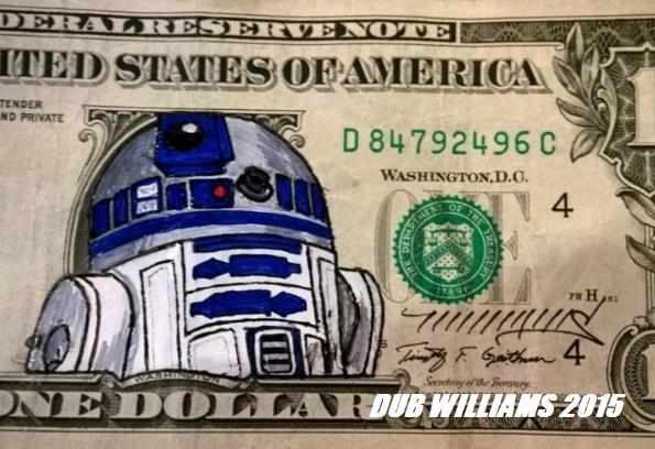 R2D2 Dub Williams