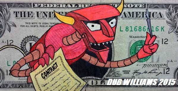 Robot Devil Dub Williams