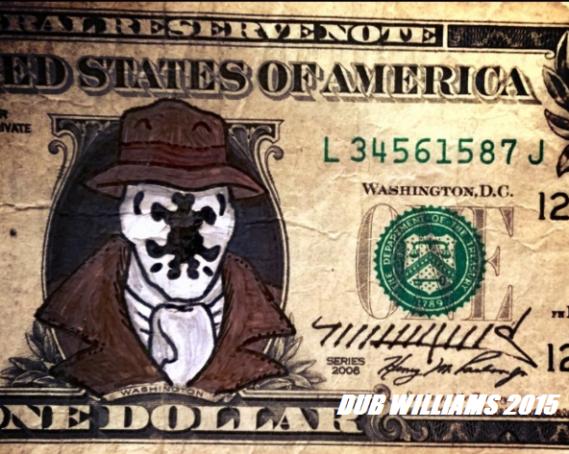 Rorschach Dub Williams