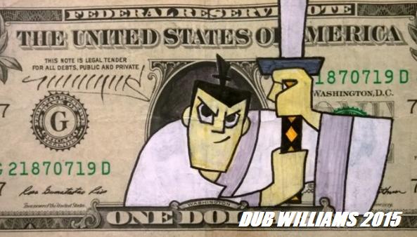 Samurai Jack Dub Williams