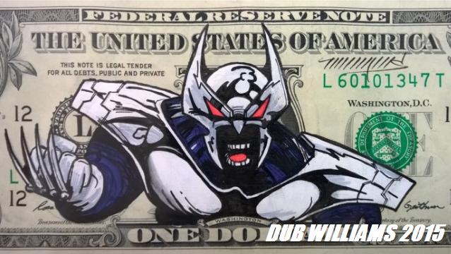 ShadowHawk Dub Williams