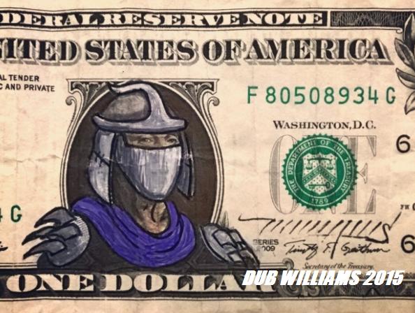 Shredder Dub Williams