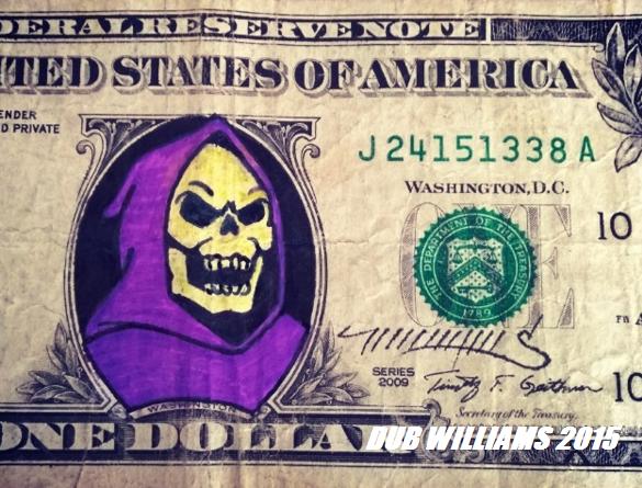 Skeletor Dub Williams