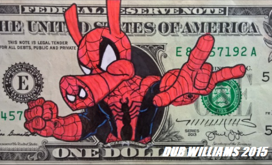 Spiderham Dub Williams