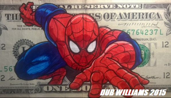 Spiderman Dub Williams