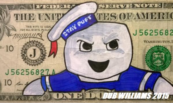 Stay Puft Dub Williams