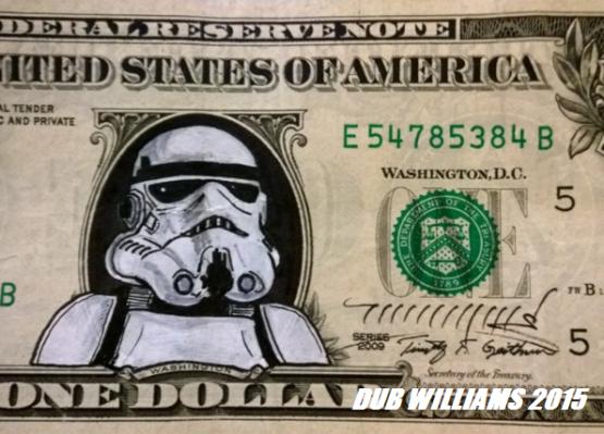 Stormtrooper Dub Williams