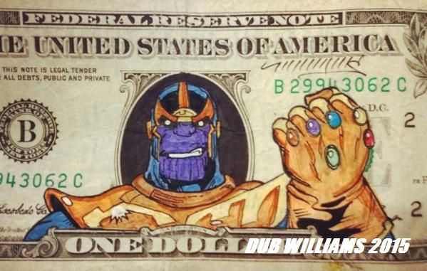 Thanos Dub Williams