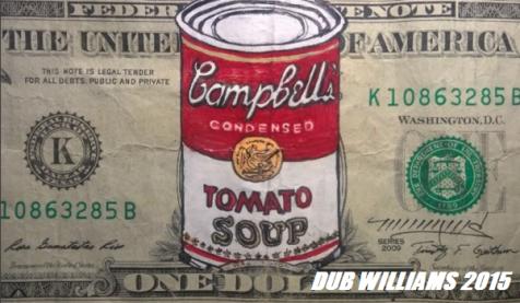Tomato Soup Dub Williams