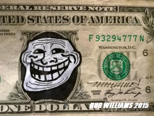Trollface Dub Williams