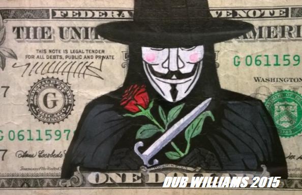 V Vendetta Dub Williams