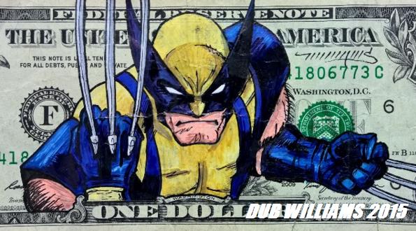 Wolverine Dub Williams